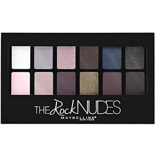Maybelline The Rock Skin Colors Eye Shadow Palette 9 g