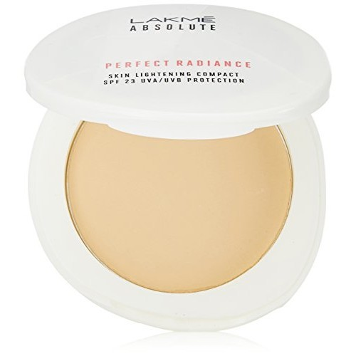 Lakme Beige Honey 05- Perfect Radiance Intense Whitening Compact 8G