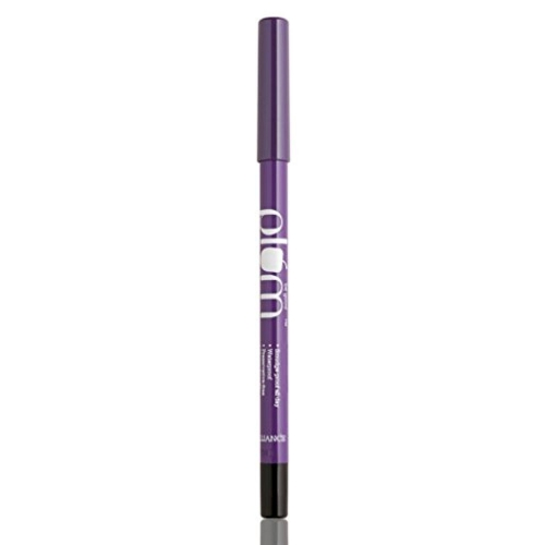 Plum NaturStudio Black Brilliance Kohl Kajal & Sharpener 1.2 g
