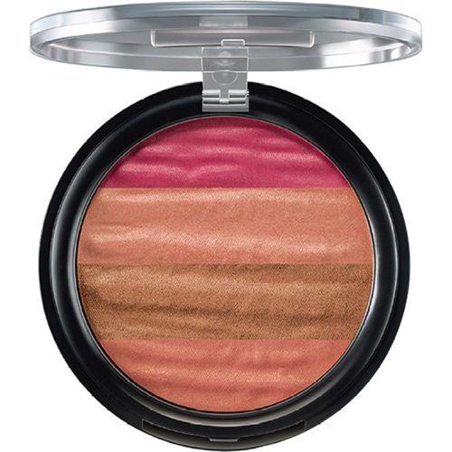 Lakme Absolute Illuminating Blush, Shimmer Brick In Pink, 10 g