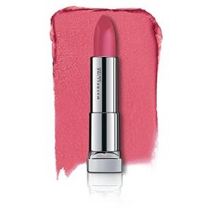 Maybelline New York Color Sensational Powder Matte Lipstick, Technically Pink, 3.9g