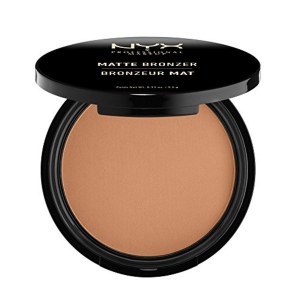 Nyx Professional Makeup Matte Body Bronzer, Light, 9.5grams