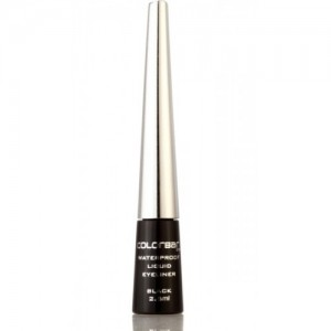 Colorbar Precision Waterproof Eyeliner with Shiny Silver Cap 2.5 ml