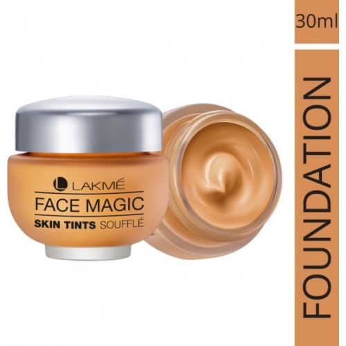 Lakme Face Magic Skin Tints Souffle - Natural Shell