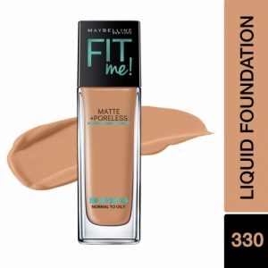 Maybelline Fit Me Foundation  (330 - Toffee)
