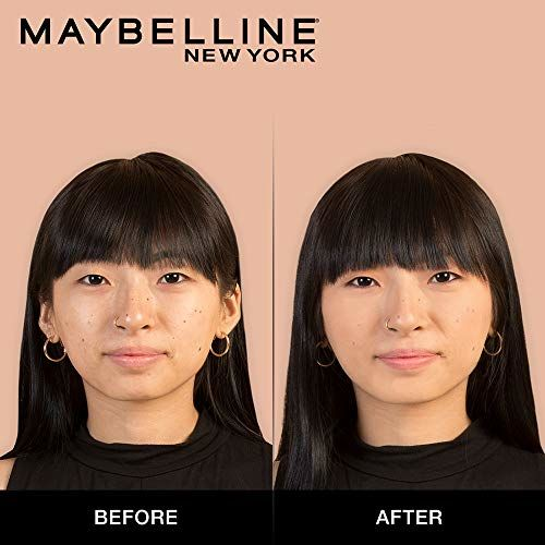 Maybelline New York Fit Me Matte+Poreless Liquid Foundation (With Pump), 125 skin Beige, 30ml