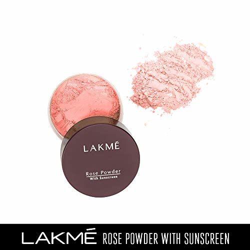 Lakme Rose Pink Face Powder, 40g