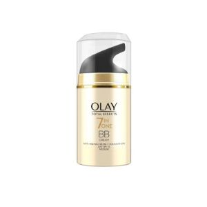 Olay Total Effects 7-in-1 Anti-Ageing BB Day Cream with a Touch Of Foundation SPF15