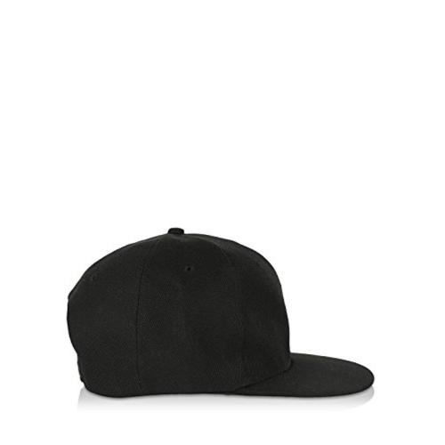 Huntsman Black Era Men's Solid Baseball Cap