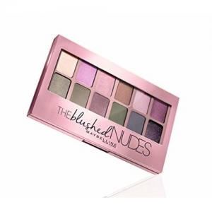 Maybelline New York The Blushed Skin Colors Palette Eyeshadow 9g
