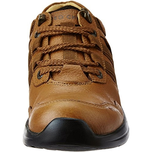 Red Chief Men's Brown Leather Cognic Boots