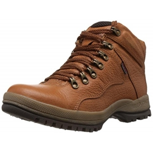 Red Chief Men's Brown Leather High Ankle Boots