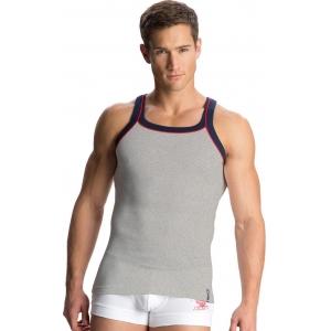 Jockey Men's Gray Casual Vest