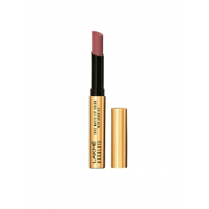 Lakme Absolute Rich Cocoa Luxe Matte Lip Color with Argan Oil