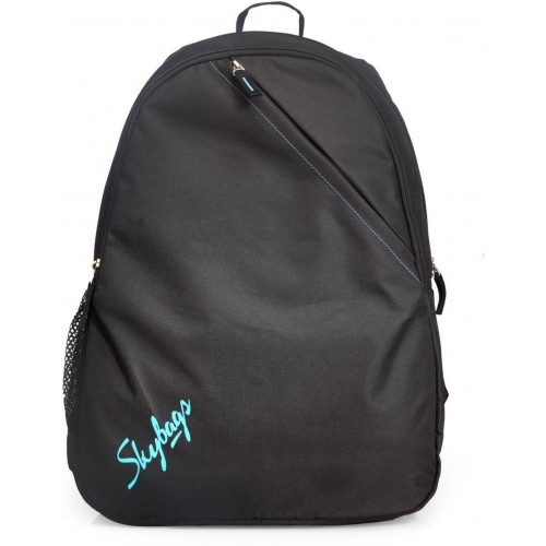 Skybags Brat 2 Solid Black Backpack
