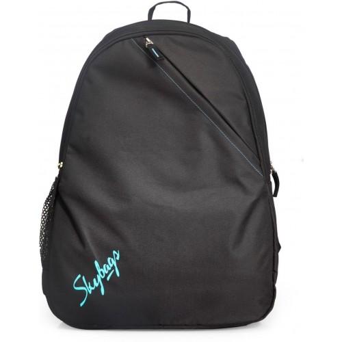 Skybags Brat 2 Solid Black Backpack