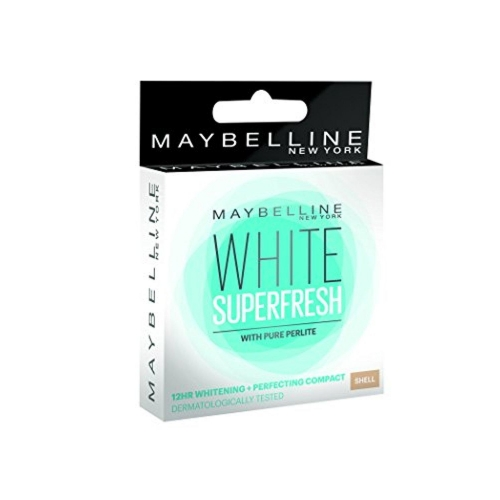 Maybelline Shell White Super Fresh Compact  - 8 g