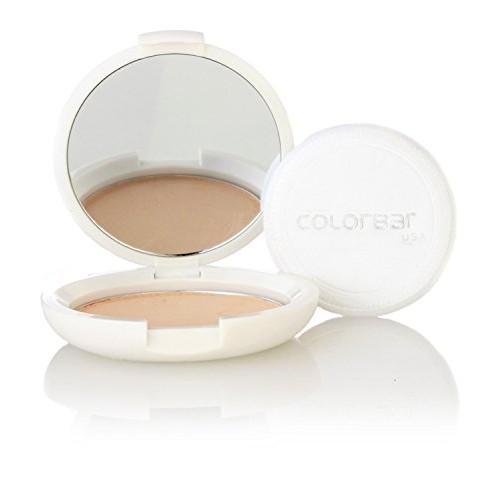 Colorbar Radiant White UV Compact Powder, Sandy Skin Color 9g