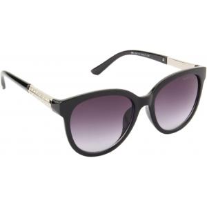 Farenheit 1237-C1 Violet Oval Sunglasses
