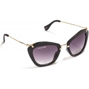 Danny Daze D-2510-C1 Gray Cat-eye Sunglasses