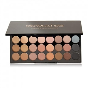 Makeup Revolution 32 Eyeshadow Palette Flawless, 16g