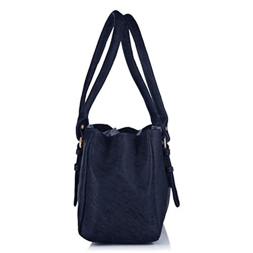 Fostelo Westside Blue Handbag