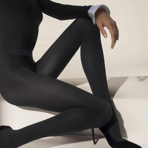 5ba40714fe7 Buy Golden Girl Opaque Black Tights Stockings online