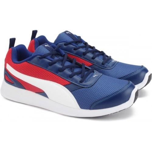 Puma Fettle Mesh Idp Blue Running Shoes