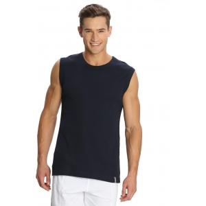 Jockey Men's Solid Cotton Casual  Vest