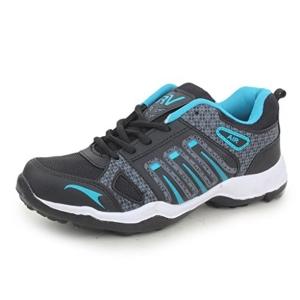 Trase SRV Bolt Blue & Gray Sports Running Shoe