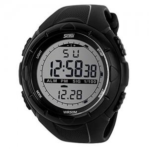 SKMEI Analog-Digital Watch- 1025