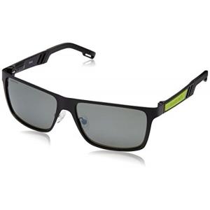 Fastrack Men's Gray Wayfarer Sunglasses (M101GR2|63 millimeters|Grey)