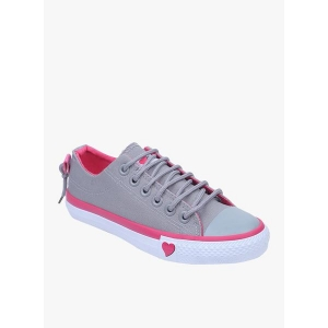 Lovely Chick Grey Casual Sneakers