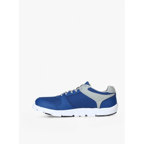 Lotto Blue Synthetic Lace Up Sports Shoes