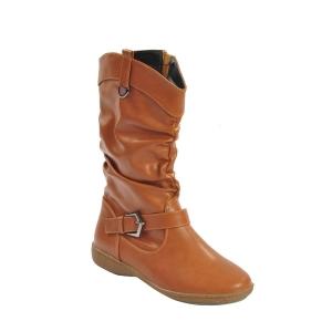 Shuberry tan calf boot