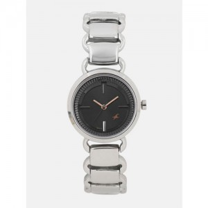 Fastrack Women Black Analogue Watch NK6117SM01_OR