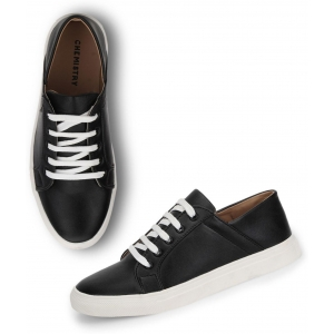 Chemistry Contrast Sole Sneakers
