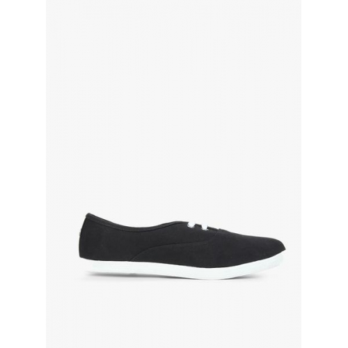 Carlton London Black Casual Sneakers