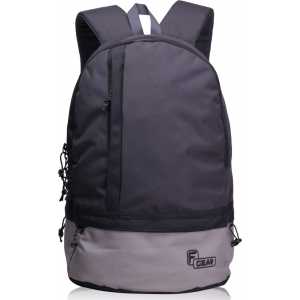 F Gear Dark Grey Casual Unisex Backpack