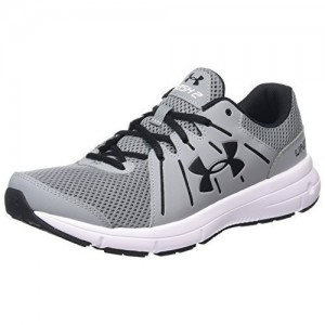 Under Armour Gray Men's Dash RN 2 Running Shoes