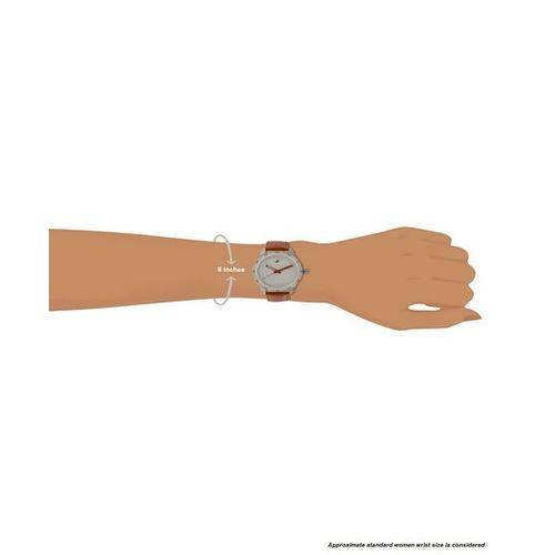 Fastrack White Dial Women's Analog Watch - 6078SL04