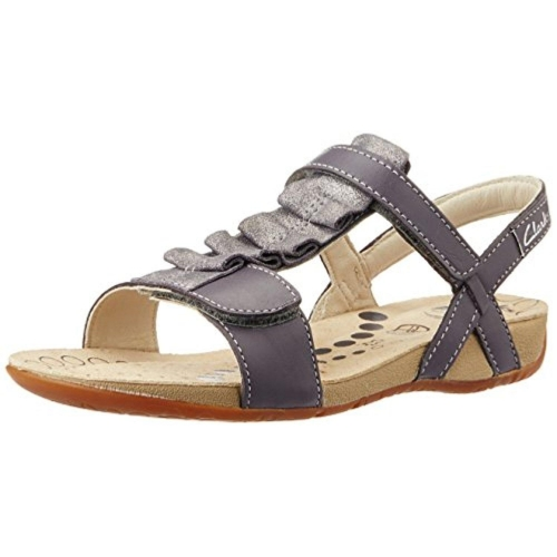 Clarks Girl's Rio Sandals and Floaters