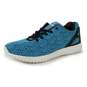 Trase TWD Men's Comfy Blue Sports Running Shoe