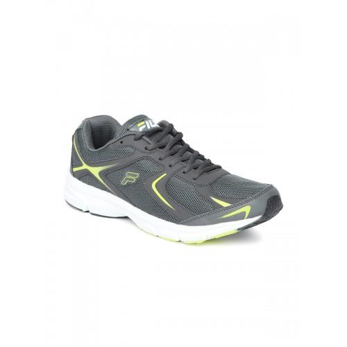 41ce259e1 Buy FILA Men Grey FORCE LITE Running Shoes online