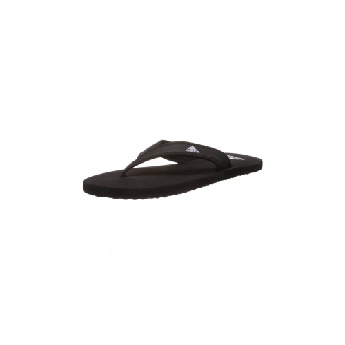 Adidas Men's Rio Black Slippers & Flip Flops