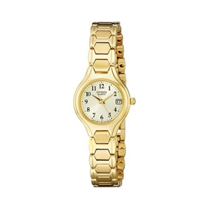 Citizen Women's Goldtone Easy-Reader Watch