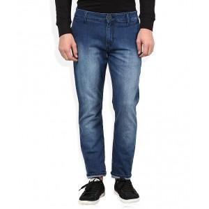 John Players Blue Skinny Fit Jeans