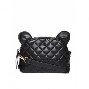 Accessorize Black Sling Bag