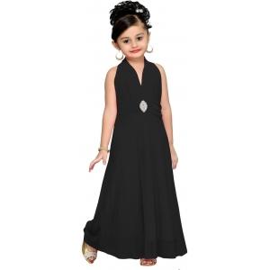 1c68579be Buy satyamfab Girls Maxi/Full Length Party Dress online | Looksgud.in
