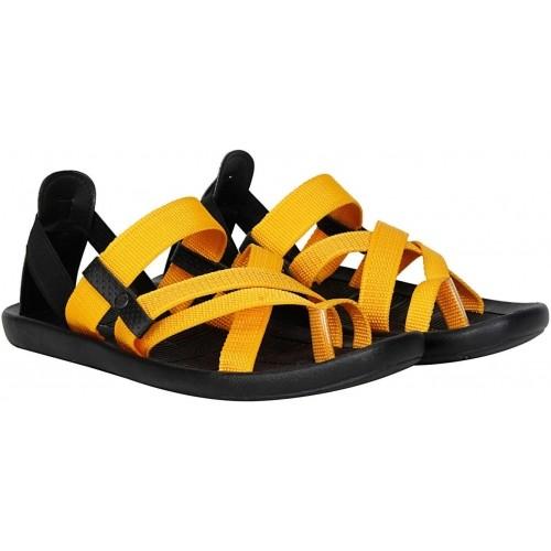 b9cb99eecd195d Kraasa Men Yellow Sandals  Kraasa Men Yellow Sandals ...